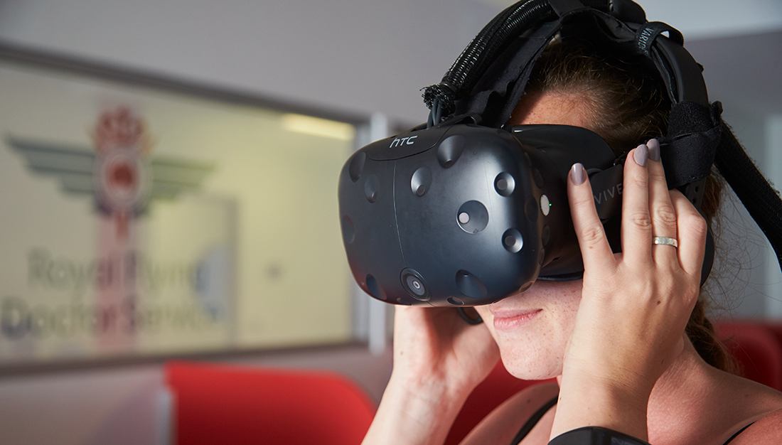 Virtual technology use to bring World War II to life